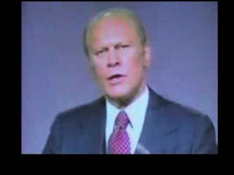 Burning Elephant: John McCain's Jerry Ford Moment