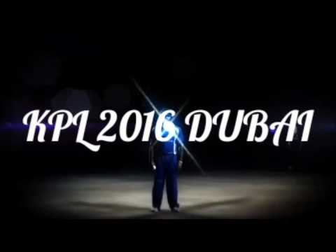 KPL 2016 season 2 cricket premier league promo video feat sachin tendulkar