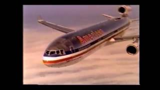1993 American Airlines Commercial for New York