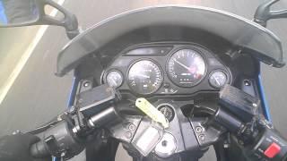 Short review for the Kawasaki GPZ1100