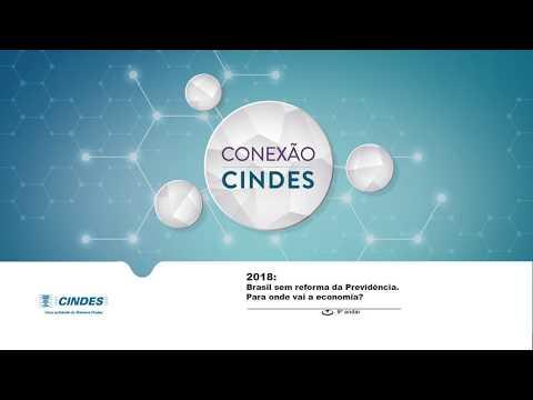 Conexão Cindes - Palestra de  Zeina Latif