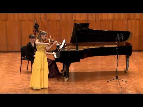 F. Waxman - Carmen Fantasy (Milena Wilke)