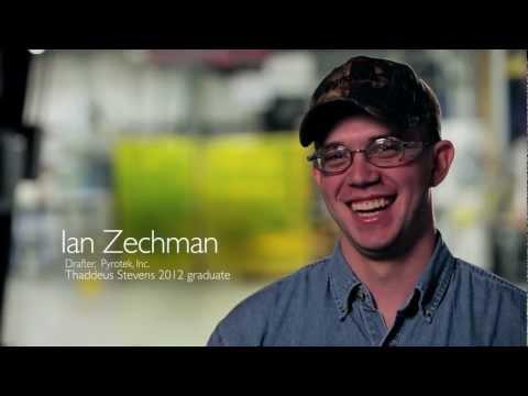 Ian Zechman - 2012 Computer Aided Drafting