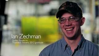 Ian Zechman - 2012 Computer Aided Drafting