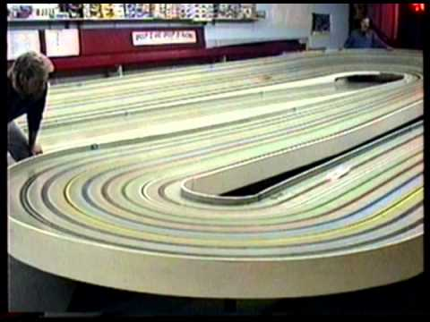 Largest Slot Car Track in the USA – White Lightning