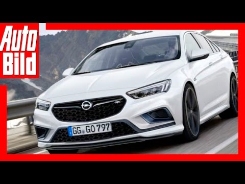 opel insignia opc 2018 insignia im sportdress youtube. Black Bedroom Furniture Sets. Home Design Ideas