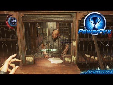 Dishonored 2 - Black Market Burglar Trophy / Achievement Guide (How to Rob Black Market Shop)