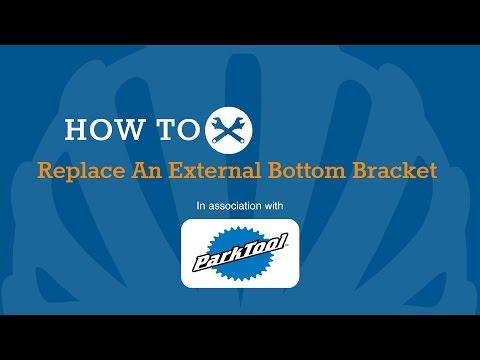 How To Replace An External Bottom Bracket