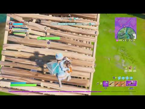 My Second Squad Win In Fortnite Season 2 Chapter