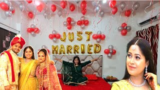 I Gave Biggest Griha Pravesh Surprise to Bride and Groom🥰Dulhan Ka 1st Day in Home🏠Shocking Reaction