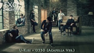 U-KISS - 0330 (Acapella Ver.)