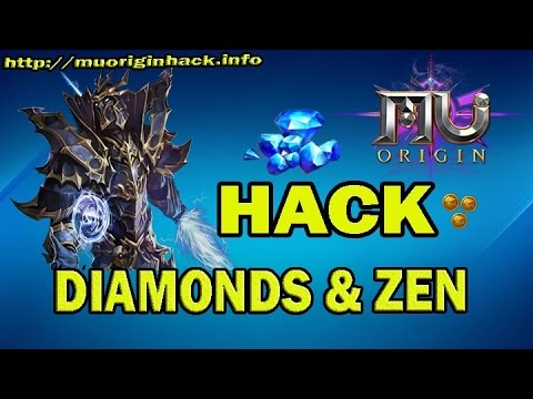 MU Origin Hack - Free Diamonds and Zen