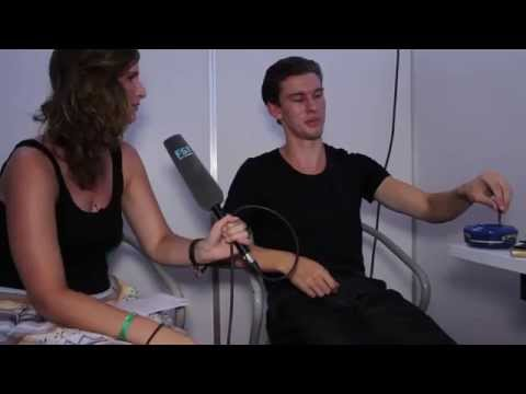 WILLY MOON interview - MARA backstage