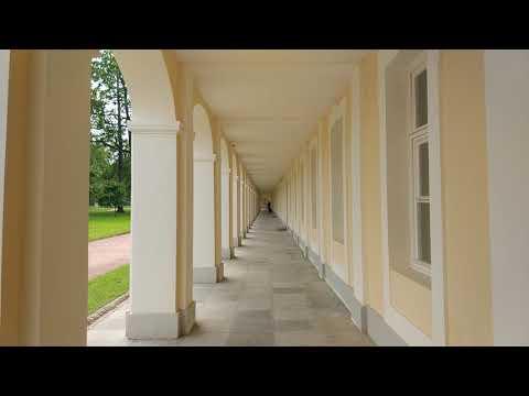 Ораниенбаум. Меньшиковский дворец