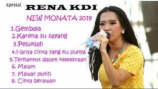 RENA KDI bersama NEW MONATA TERBARU 2019