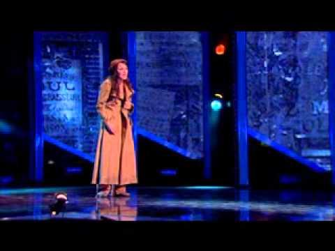 Samantha Barks On My Own Royal Variety Performance
