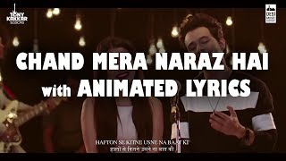 Chaand Mera Naraaz Hai || Full Video Song || Lyrics || Neha kakkar