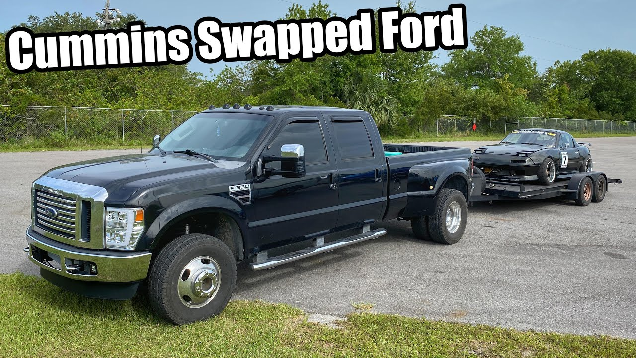 Fummins Build Upgrades And Finishing Touches! Cummins Swapped 6.4 Ford Pt.24