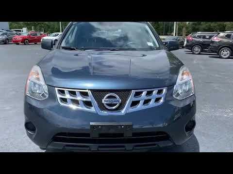 2012 Nissan Rogue DeLand Nissan W502667A