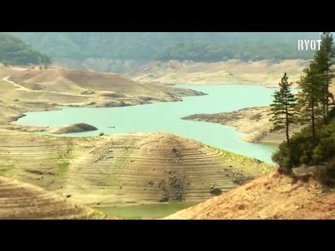 California's Drought Is More Extreme Than You Realize