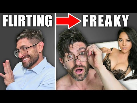 "From FLIRTING to Getting ""FREAKY"" in 3 Simple Steps! (TOP SECRET) from YouTube · Duration:  10 minutes 20 seconds"