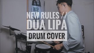 New Rules Dua Lipa Drum Remix Roland TD1KPX2 Weldani Rezk