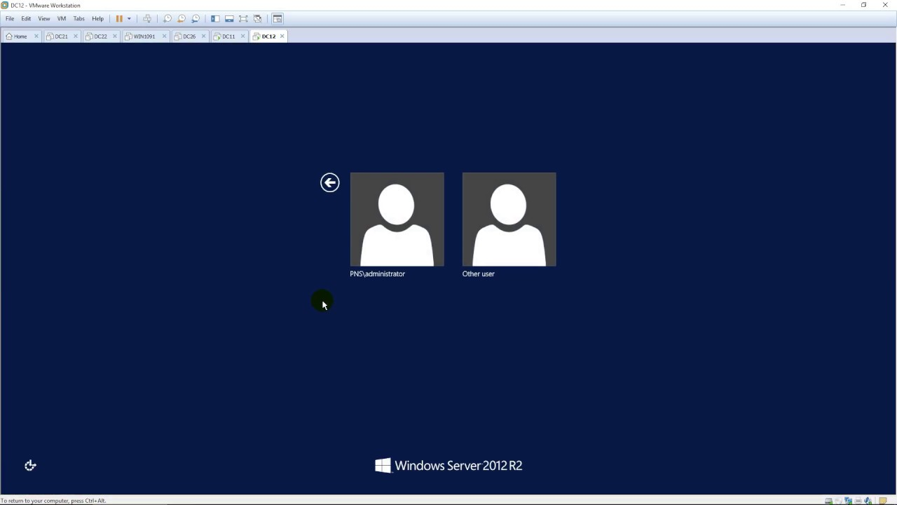 Modify machine will locked after inactive time using GPO in Windows Server  2012 R2