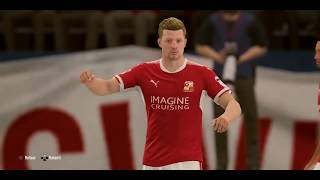 Luke Norris - Swindon town - Fifa 18