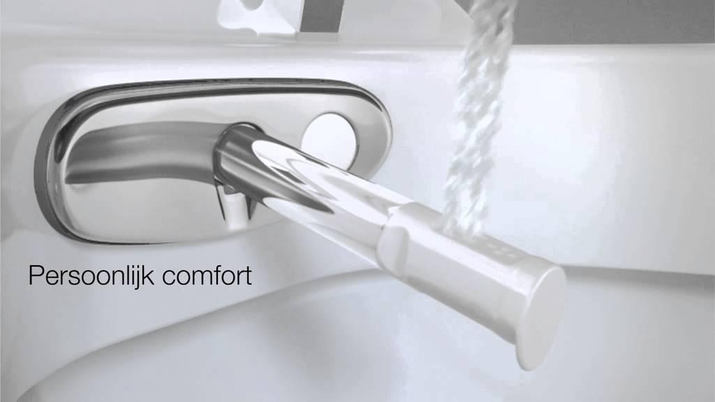 Toilet Met Sproeier : Wat kost een douchetoilet toilet livios