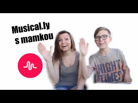 Musical.ly s mamkou !! | ZACHY