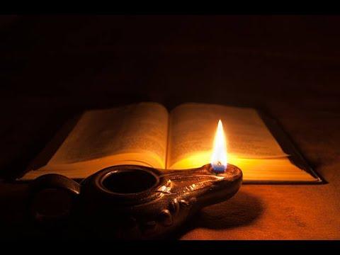 Parábola da Candeia Lucas 11.33 - Pregação Deus te Chamou e Vai te Incendiar!