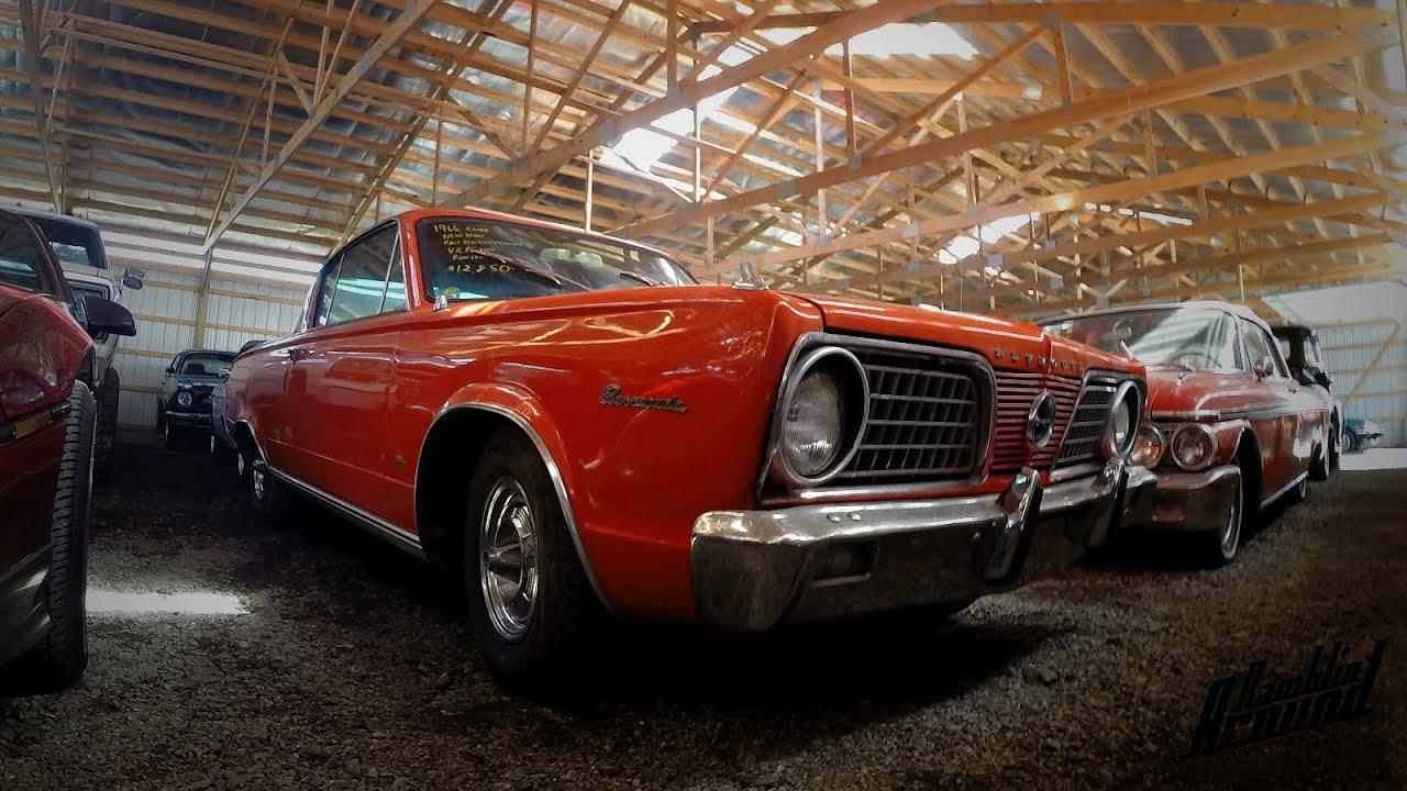 1966 Plymouth Barracuda V8