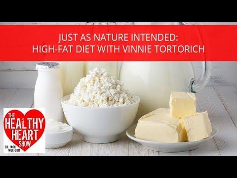 nature high fat diet
