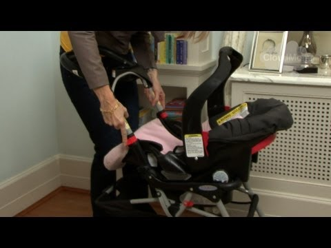 the baby stroller frame cloudmom youtube