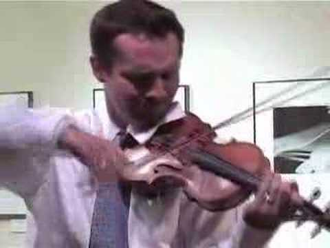 William Bolcom - Suite for Solo Violin - mvts. 1-3 - Ficsor