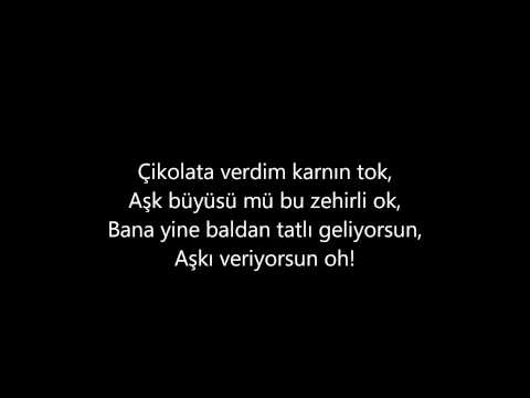 Hadise Nerdesin Askim Lyrics