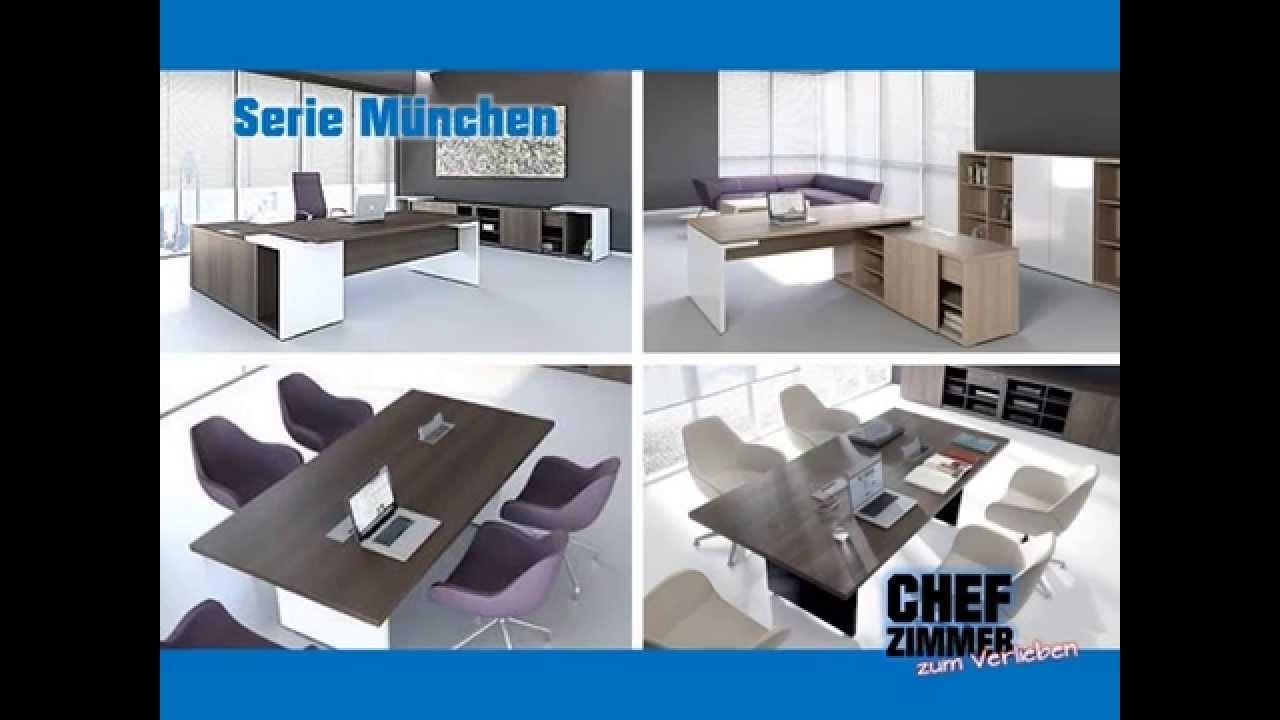 g nstige chefzimmer und b rom bel m nchen neu zu preisen. Black Bedroom Furniture Sets. Home Design Ideas