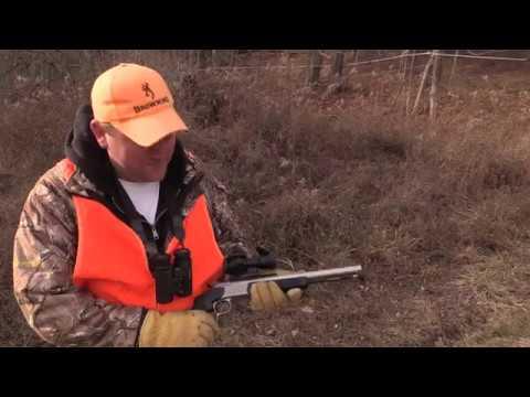 CVA Optima  50cal Pistol - Deer Hunt