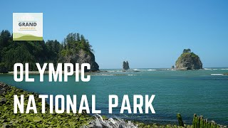 Ep. 50: Olympic Natİonal Park | RV travel Washington State camping