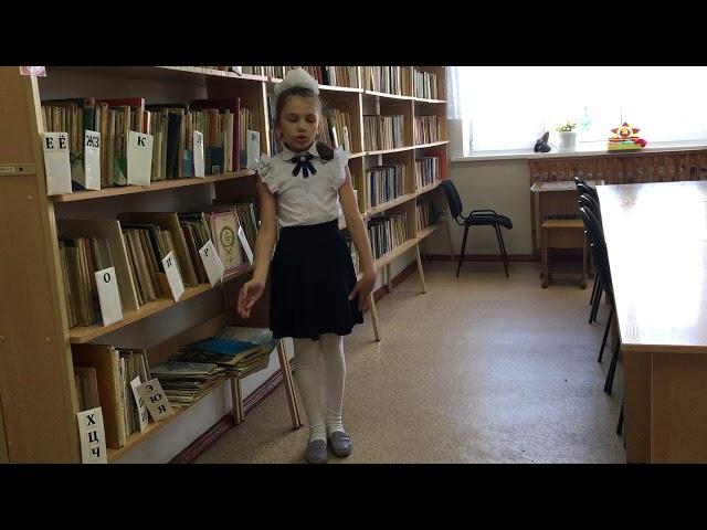 Изображение предпросмотра прочтения – ДарьяСаблина читает произведение «Весенняя гроза» Ф.И.Тютчева