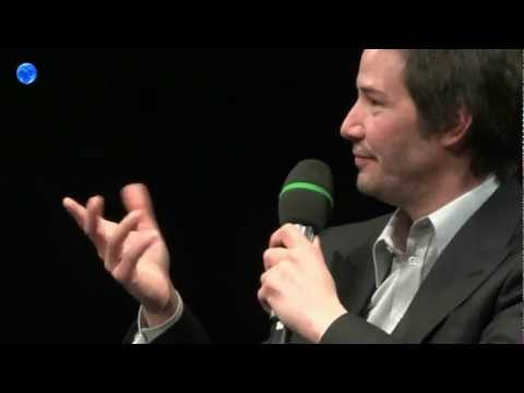 KEANU REEVES Side by Side Q & A @ Berlin Film Festival 2012