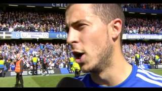 Chelsea vs Crystal Palace 2014-2015 Celebration