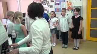 Открытый урок - Лингвистический Центр 1-МОК