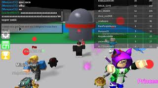 Noob doing Noobice in Epic Minigames [ROBLOX]
