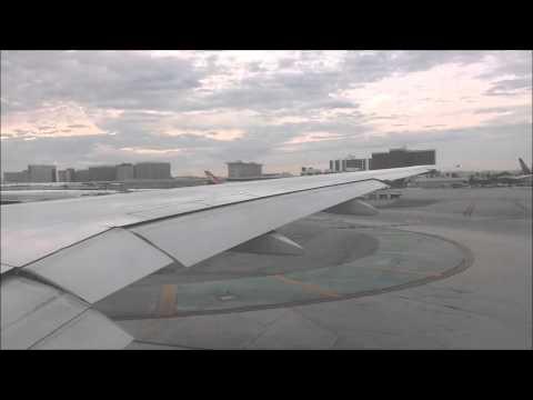 AIR FRANCE flight AF69 - B777-300ER to Paris Charles de Gaulle   Full flight trip report (HD)  