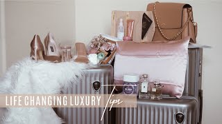 Life changing luxury travel packing hacks no one will tell you! | INMYSEAMS