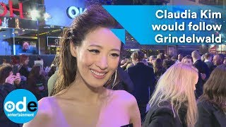 Download Video Fantastic Beasts: Claudia Kim would be a follower of Gellert Grindelwald MP3 3GP MP4
