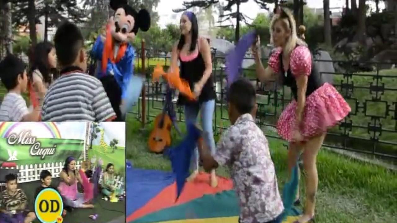Miss Cuqui Los Pañuelos Youtube