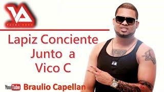 Lapiz Conciente Junto a Vico C, Toxic Crow Compra Pulsera en 2,250 Euros (Braulio Capellan)