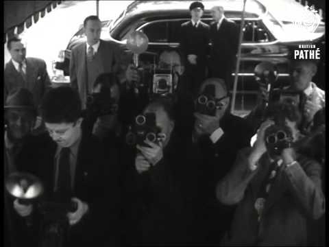 Truman And Mossadeq (1951)